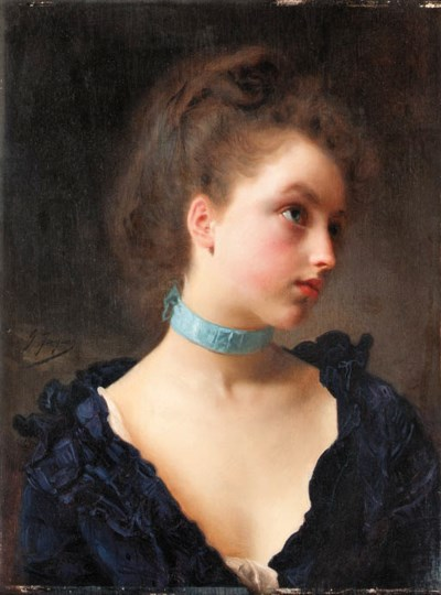 Gustave Jacquet (French, 1846-