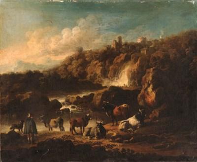 Johann Melchior Roos (1659-173