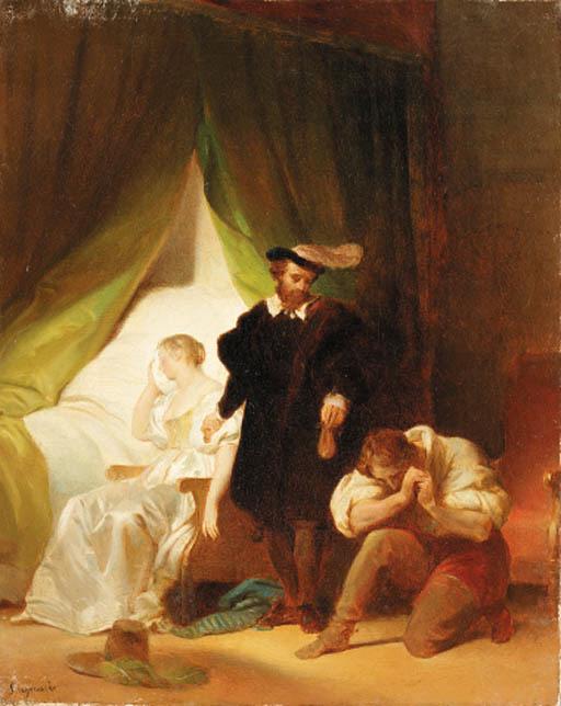 Alexandre-Evariste Fragonard (1780-1850)