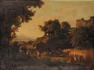 French School, circa 1700