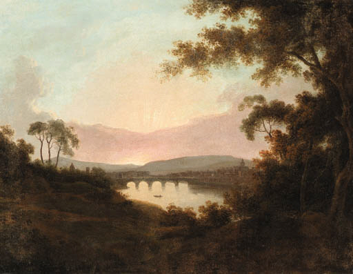 Circle of Joseph Wright of Derby, R.A. (1734-1797)