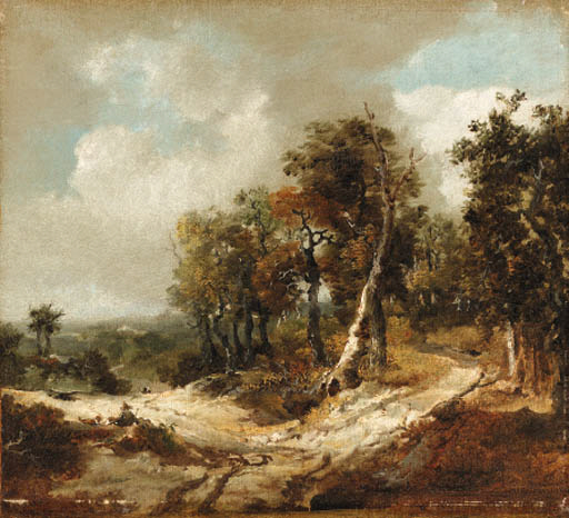Attributed to Thomas Gainsborough, R.A. (1727-1788)