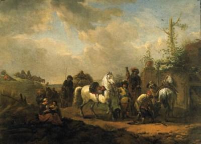 Attributed to Pieter Wouwerman