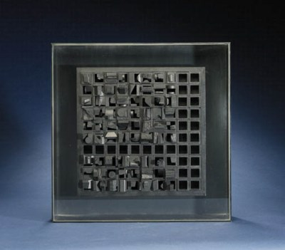 Louise Nevelson (1900-1998)