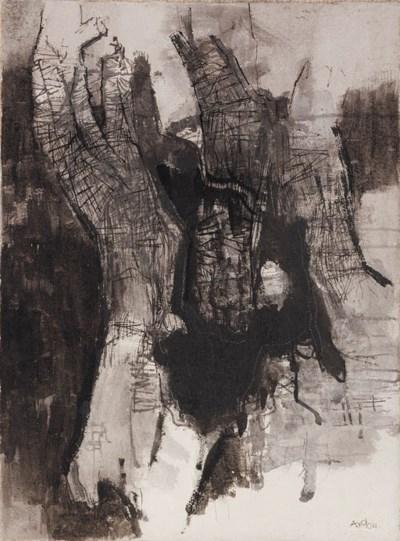 Mordecai Ardon (1896-1992)