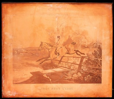 [PRINTING PLATES -- SPORTING A