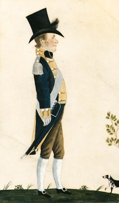 JACOB MAENTEL (1763-1863)*