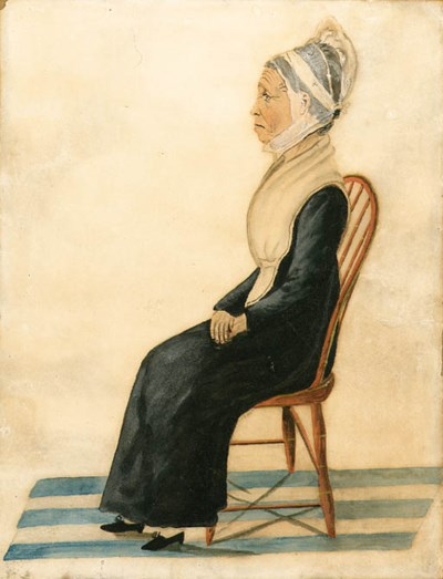 JACOB MAENTEL (1763-1863) *