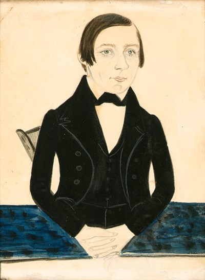 J.A. DAVIS (active 1832-1854)*