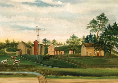 AMERICAN SCHOOL, early 20th ce