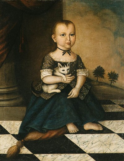 Attributed to JOSEPH BADGER (1