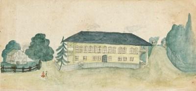 AMERICAN SCHOOL, 19th century