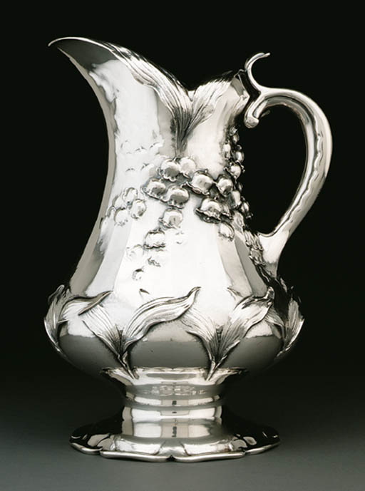 AN UNUSUAL SILVER EXPOSITION P