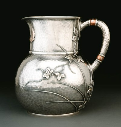 A SILVER AND MIXED-METAL PITCH