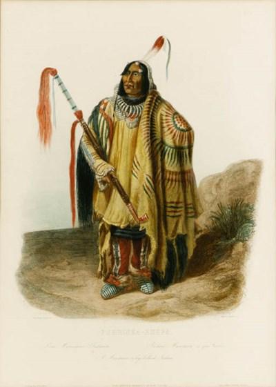 After KARL BODMER (1809-1893)