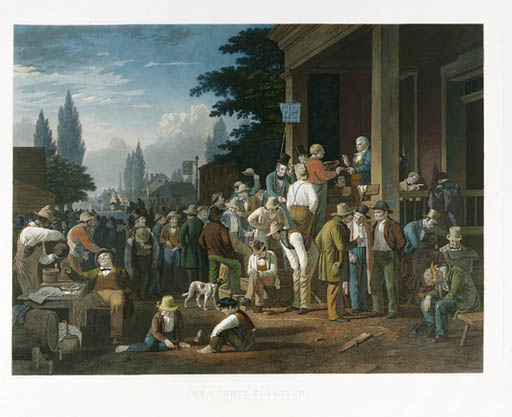 After GEORGE CALEB BINGHAM (18