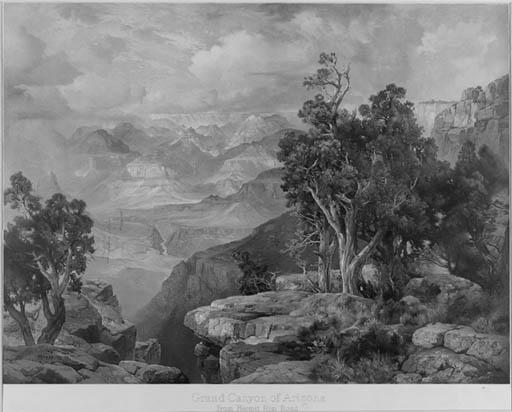 After THOMAS MORAN (1837-1926)
