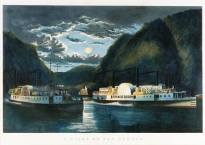 CURRIER and IVES, Publishers