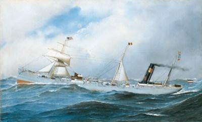 ANTONIO JACOBSEN (1850-1921),