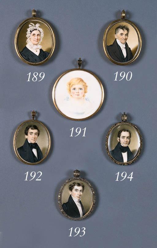 JOHN WOOD DODGE (1807-1893)*