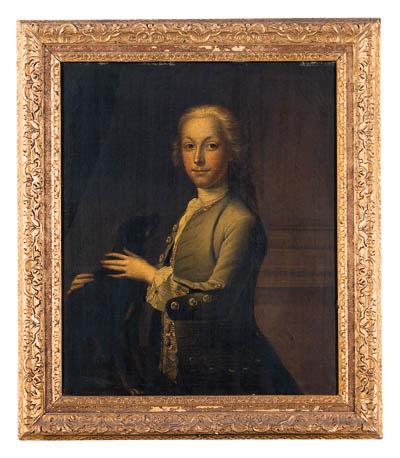School of THOMAS HUDSON* (1701