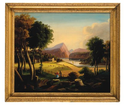 Attributed to THOMAS CHAMBERS