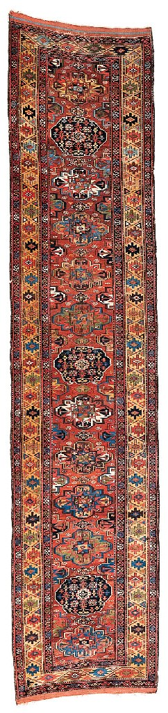 A NORTHWEST PERSIAN RUNNER