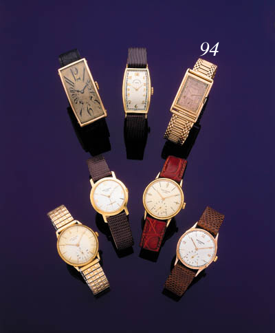 VACHERON AND CONSTANTIN AND LE