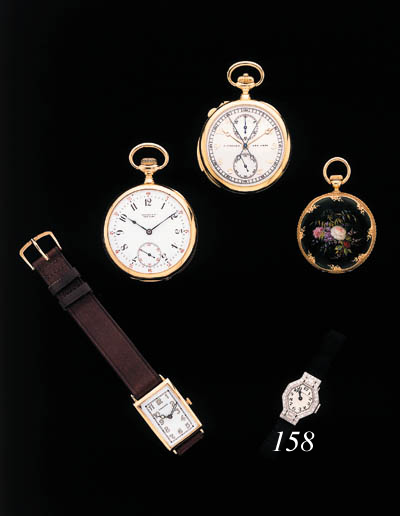 PATEK PHILIPPE AND TIFFANY.  A