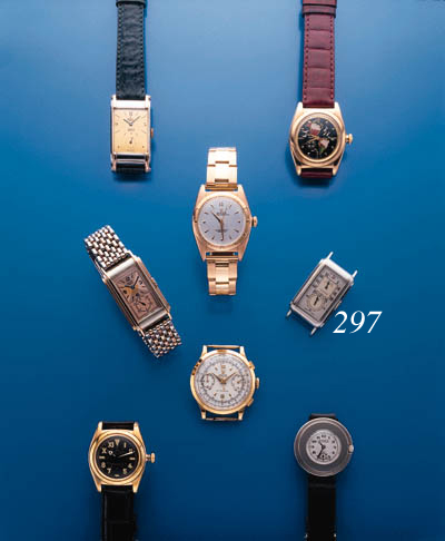ROLEX.  A STAINLESS STEEL JUMP