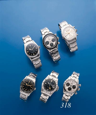 ROLEX.  A STAINLESS WATERPROOF