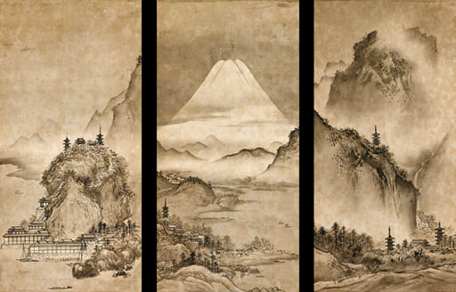 After SESSHU (18th-19th centur