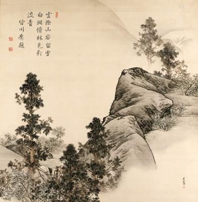MATSUMURA GOSHUN (1752-1811)*