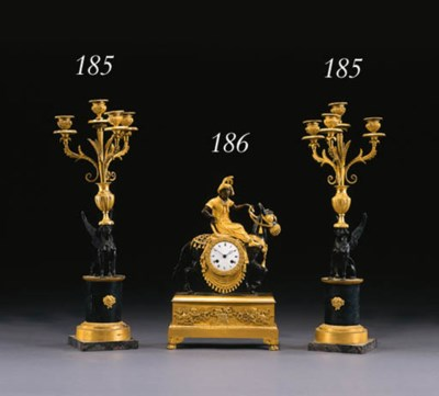 A LOUIS-PHILIPPE ORMOLU AND PA