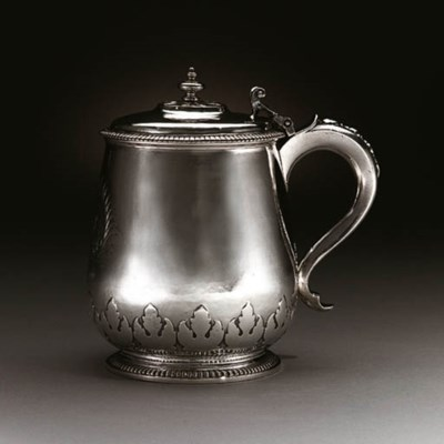 A FINE WILLIAM AND MARY SILVER