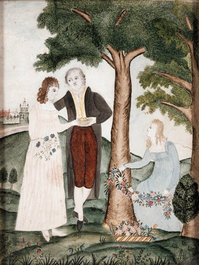 EUNICE PINNEY (1770-1849)*