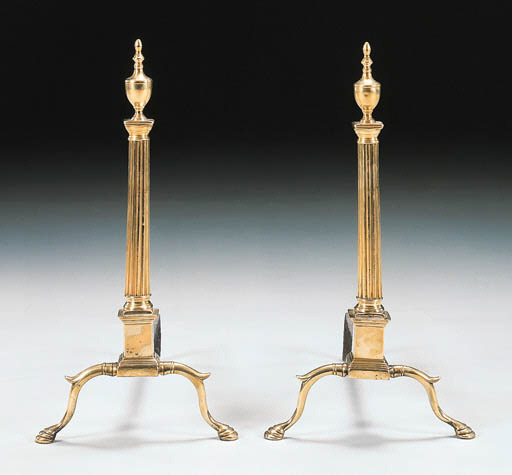 A PAIR OF PEALE FAMILY FEDERAL