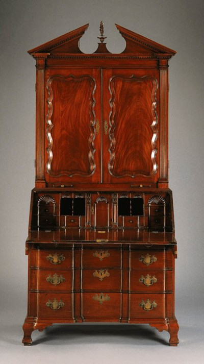 THE THOMAS POWARS CHIPPENDALE