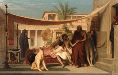 Jean-Lon Grme (French, 1824-19