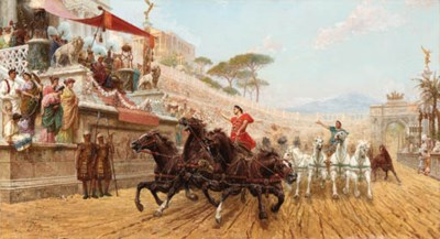 Ettore Forti (Italian, 19th Ce
