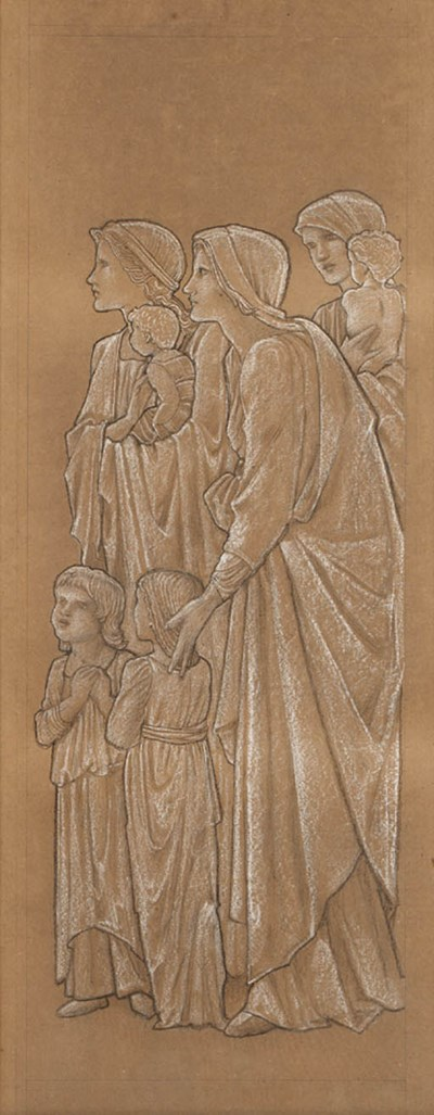 Sir Edward Coley Burne-Jones (