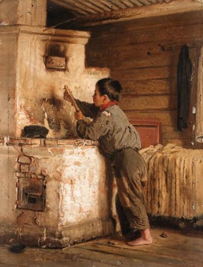 Ilia Effimovitch Repin (Russia