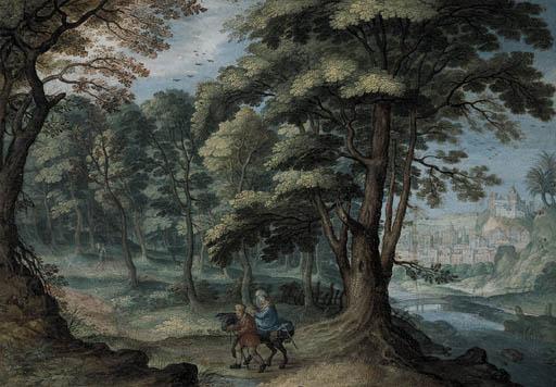 Friedrich Brentel (1580-1651)