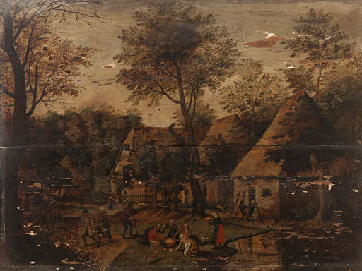 Attributed to Pieter Breughel