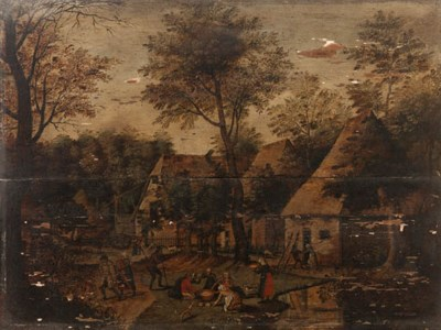 Attributed to Pieter Breughel