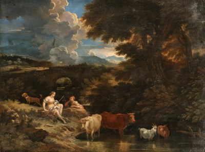 Pieter Mulier, called il Caval