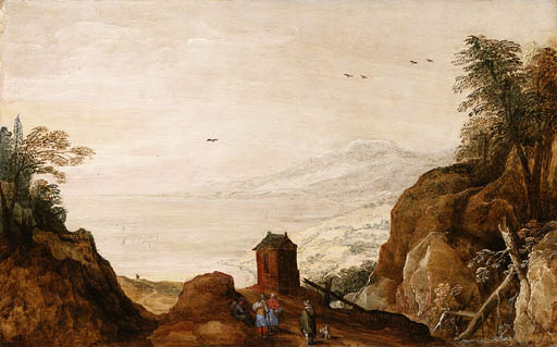 Joos de Momper II (1564-1635)