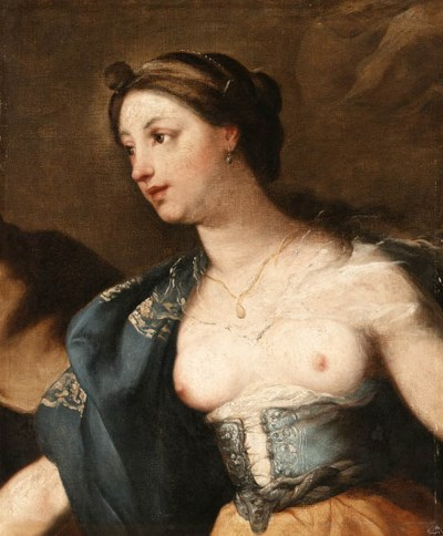 Attributed to Luca Giordano (1