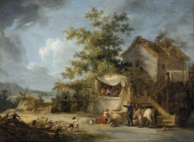 Jean-Baptiste Le Prince (1734-