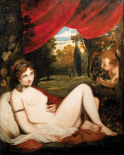 Sir Joshua Reynolds, P.R.A. (1